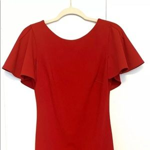 Calvin Klein Midi Sheath Dress